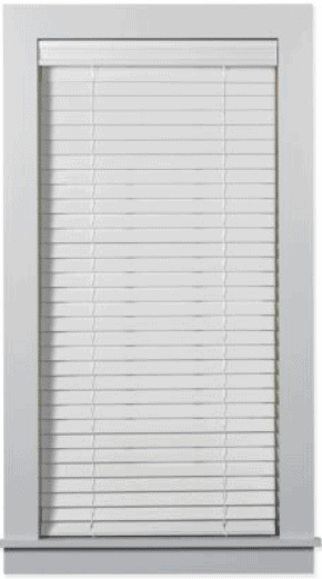 Faux Wood Blinds