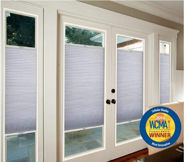 Cordless Blinds increase Blind Cord Safety