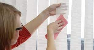 Hand Clean Blinds